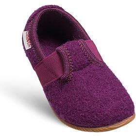 Giesswein Weidach Slippers Kids violet